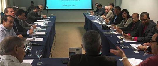 Reunião dos Sindicatos do NE