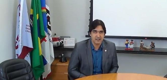 Em vídeo, Presidente do Sescap convida ao Dia D Conta Azul - Recife